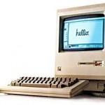Винтажный обзор компьютера Apple Macintosh