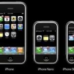 iPhone nano – миф или реальность?
