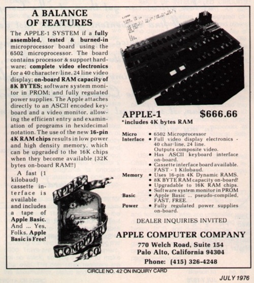 1976firstappleprint
