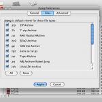 Zipeg — бесплатный архиватор для Mac OS