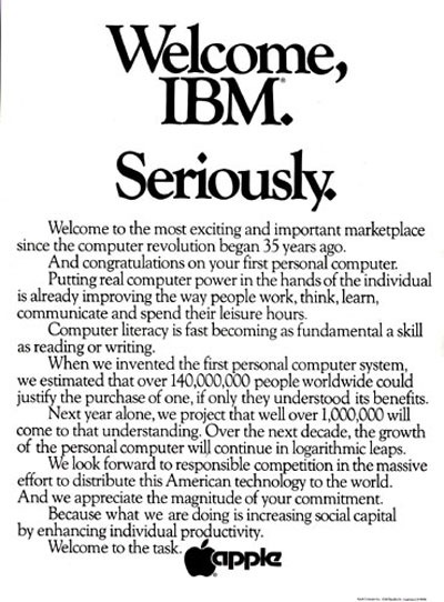 appleibmwelcome