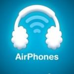 AirPhones превращает iPhone/iPod touch в беспроводной приемник музыки