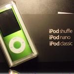Зеленые «Яблоки» вкуснее или почему я выбрал iPod