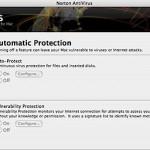 Опыт использования Norton Internet Security 4 для Mac OS