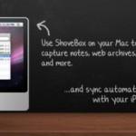 ShoveBox – заметки на Mac и iPhone