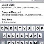 All My Mail – быстрый поиск по почте на iPhone/iPod touch