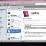 Сохраняйте все свои файлы Together