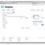 Dropbox: забудьте про флешки