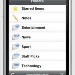 Byline – читаем RSS на iPhone оффлайн