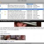 Gruml – программа для работы с Google Reader