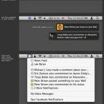 Desktop Notifications – экспериментальное приложение для Facebook