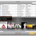 Tangerine! – программа для быстрого создания плей-листов