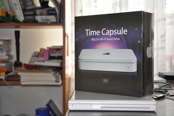 Time Capsule 2 TB