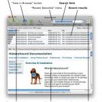 HistoryHound – поиск по истории браузера