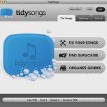 TidySongs – исправляет жанры в iTunes и удаляет дубликаты
