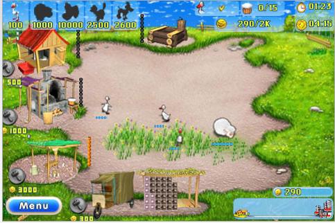 Веселая Ферма для iPhone