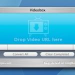 VideoBox – быстрая загрузка Flash-видео