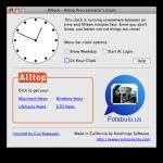 Alltock – часы для вечно опаздывающих