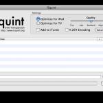 iSquint — бесплатный конвертор видео для iPod + бонус