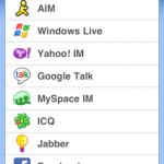 Meebo: Просто аська для iPhone (и не только)