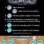 Ghost Capture: Охота за привидениями с iPhone