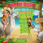 Ranch Rush 2: Фермера ноги кормят