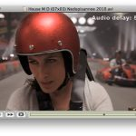 VLC: Регулировка задержки звука на лету