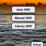 Pro HDR. High Dynamic Range на iPhone 3GS