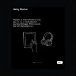 Thicket «ЧаЩа»: Музыка линий