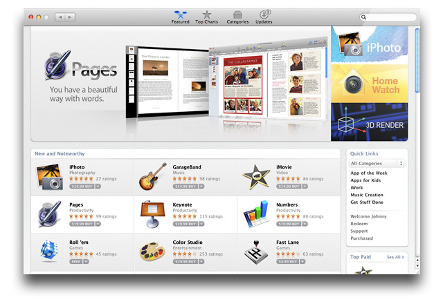 Mac App Store позволяет обновлять взломанные приложения и Apple об этом зна