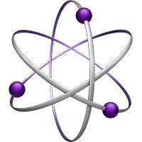 Логотип iTunes Genius.