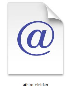 Файл Skype-контакта, вытащенного из окна Skype.
