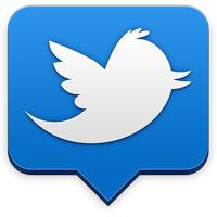 Иконка Twitter for Mac.