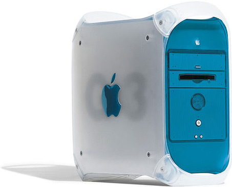 Power Mac G3 (Blue & White).