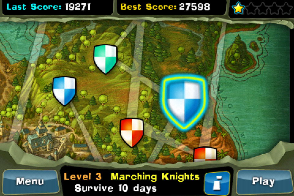 Knights Onrush.
