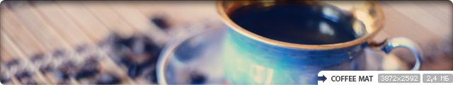 Coffee Mat