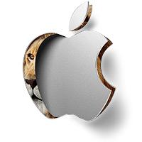 Mac OS X Lion.