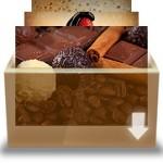 Обои: Шоколад и кофе
