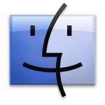 Перезагрузка Finder в OS X