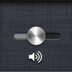 iOS: Экранный регулятор громкости