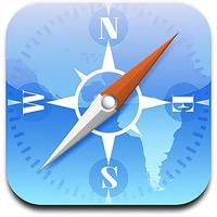 Иконка мобильного Safari.