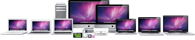 Продукты Apple.