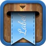 LabelBox для iPhone: Ярлычки на фотографиях