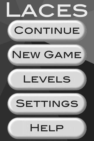 Главное меню игры.