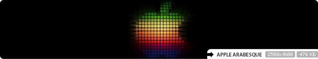 Apple Arabesque