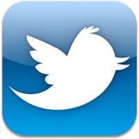 Иконка Twitter for iPhone.