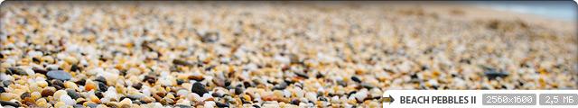 Beach Pebbles II