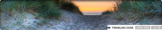 Twinkling Dune