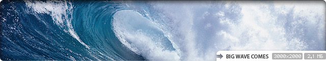 Big Wave Comes