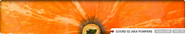 Gourd 02 (aka Pumpkin)